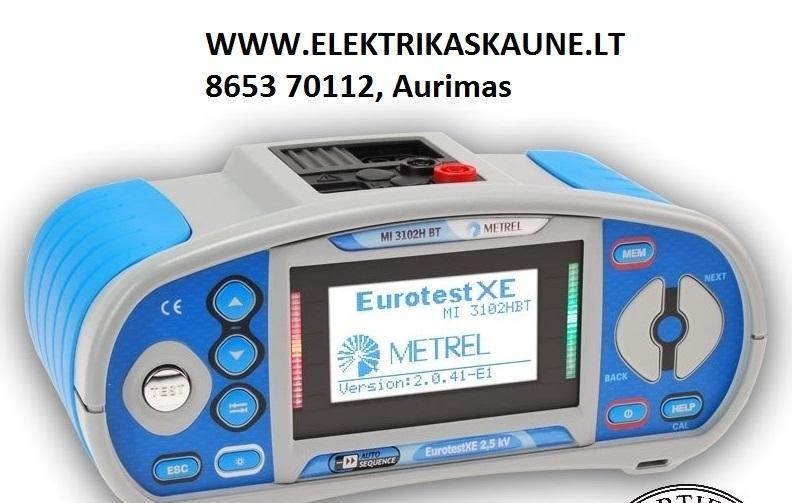 Elektrikas Kaune, Rangovo aktas 8653 70112