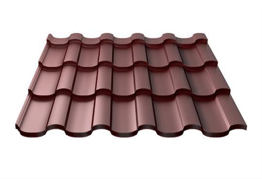 Plieninės stogų dangos, lietaus nuvedimo sistemos