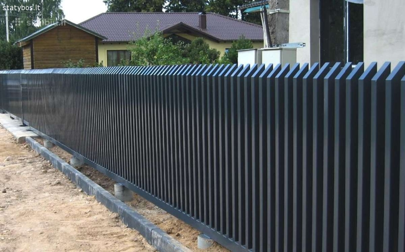 Tvoros,vartai, gamyba, prekyba ir montavimas